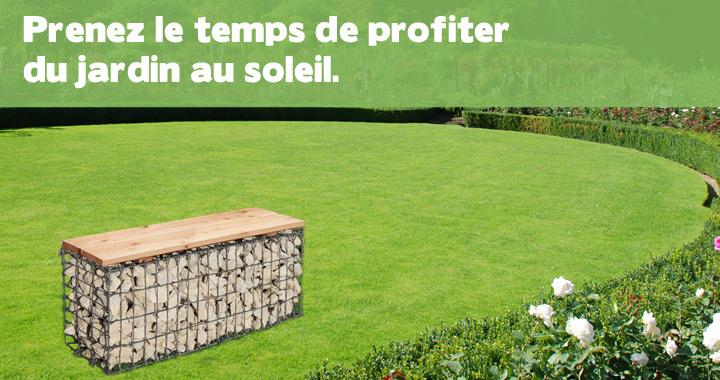 Banc De Jardin Gabion Pictures - Matkin.info - matkin.info